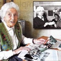 Mrs Zillah Driver MBE