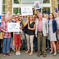Protests from residents and councillors
