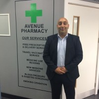 Saran Sachdeva from the Avenue Pharmacy