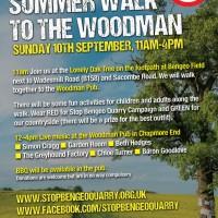 Woodman Walk 2017