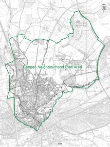 Bengeo Neighbourhood Area Plan scope
