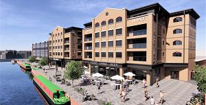 Proposed Bircherley Green development